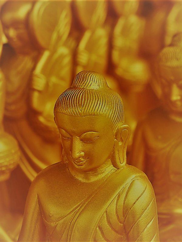 Birmanie Buddha - Amedasie