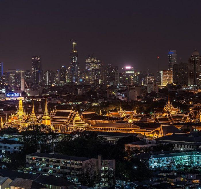 Grand palais de Thaïlande Amedasie