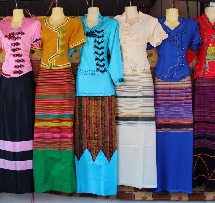 Robes traditionnelles Thaïlandaise Amedasie