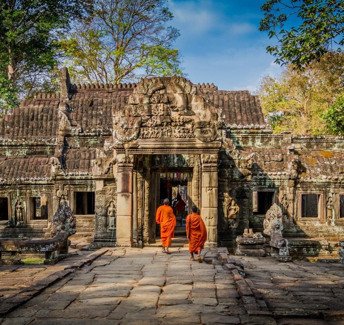 Temple Cambodge Amedasie
