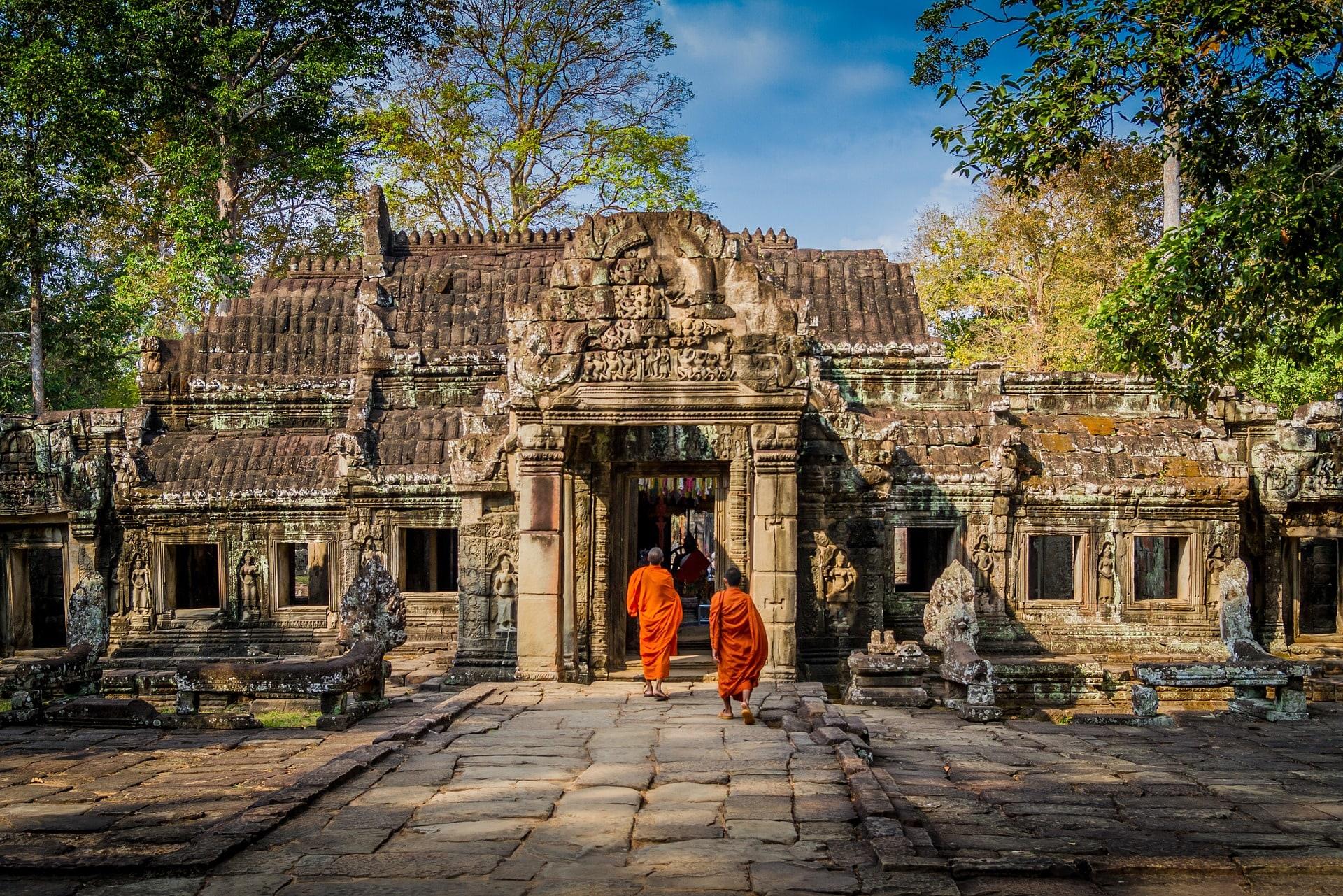 Temple Cambodge Amedasie