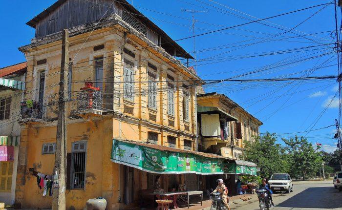 Battambang architecture