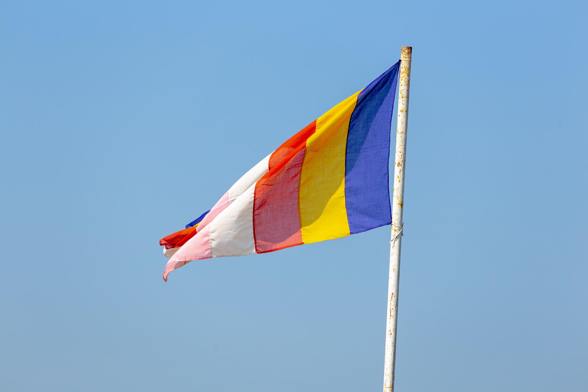 drapeau birmanie naypyidaw