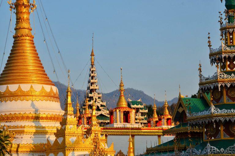 ville du nord de la thailande