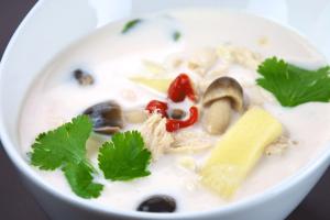 plat thaïlandais soupe