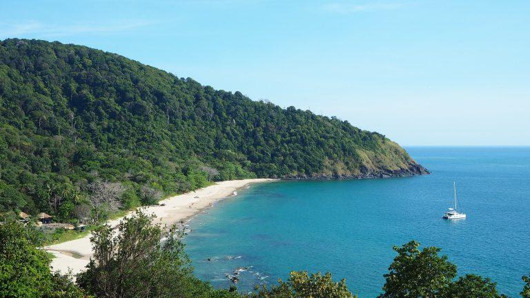 Koh Lanta île thaïlande amedasie