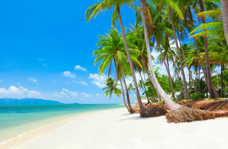 Koh Samui île Thaïlande plages