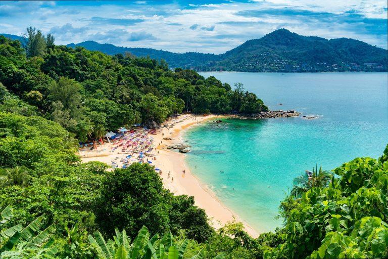 Phuket plage Thaïlande île