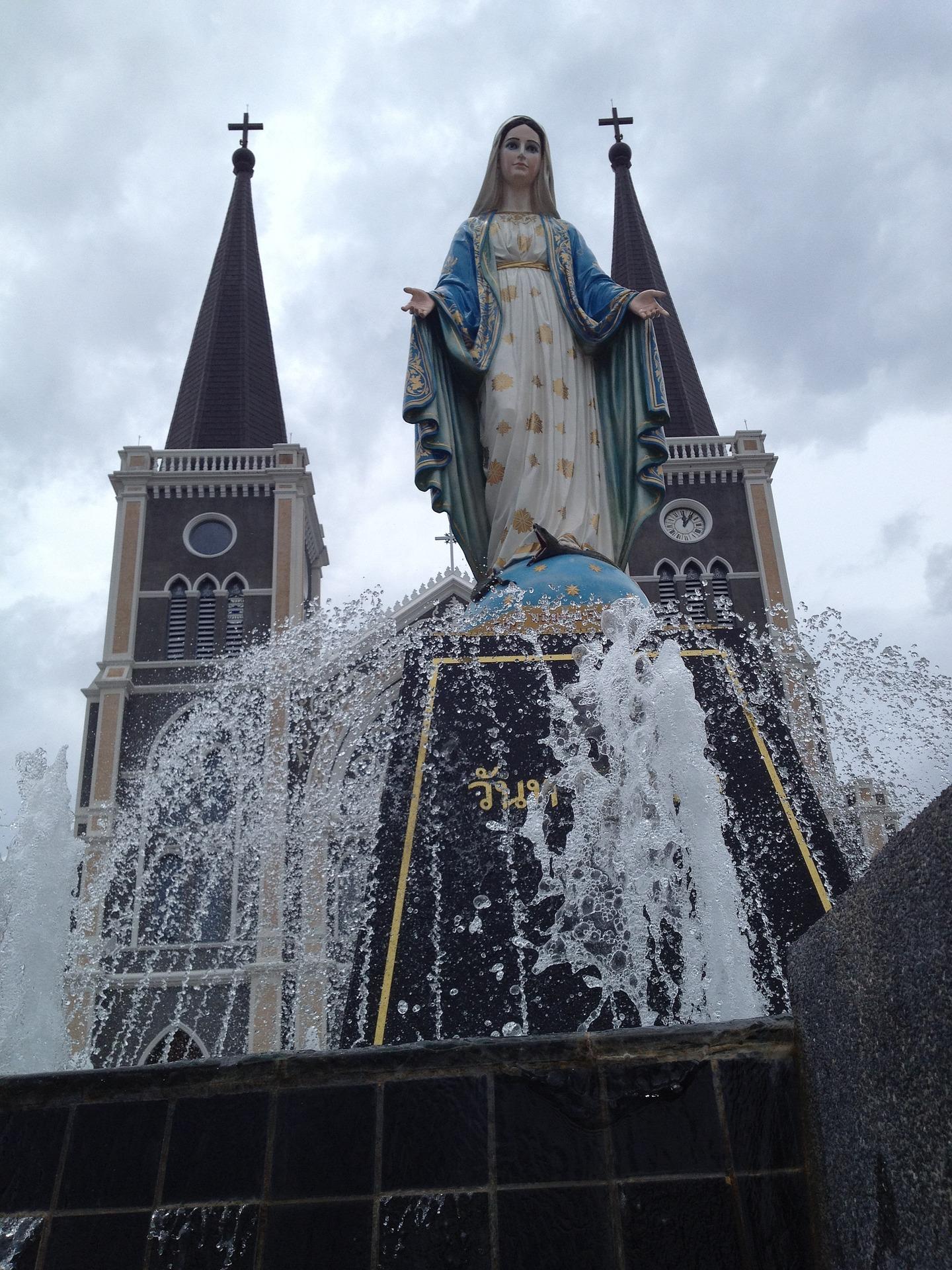 cathédrales en Asie du Sud-Est thailande