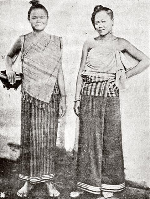 Le vêtement traditionnel Laotien